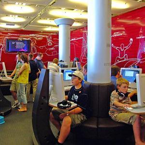 Интернет-кафе Лабинска