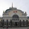 Железнодорожные вокзалы в Лабинске