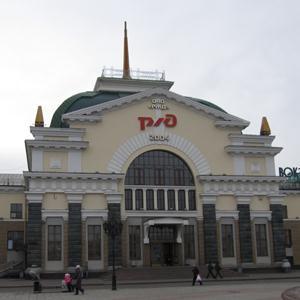 Железнодорожные вокзалы Лабинска